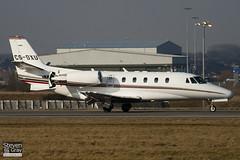 CS-DXU - 560-5775 - Netjets Europe - Cessna 560XL Citation XLS - Luton - 100217 - Steven Gray - IMG_7186