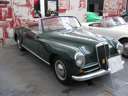 1950 Lancia Aurelia B10. Lancia Aurelia B50 Cabriolet