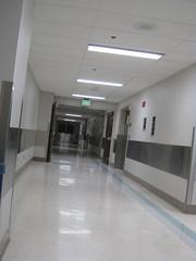 Deserted Zombie Hospital