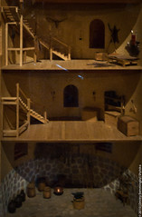 Inside Kamenets Tower (lemmingby) Tags: travels interiors towers models trips belarus museums exhibits scalemodel kamenets brestregion