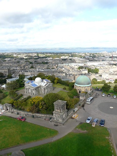 Edinburgh's City Observatory