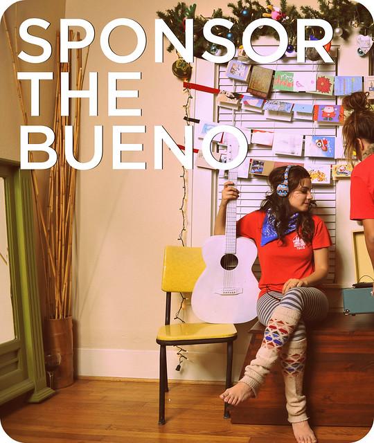 SponsorTheBueno