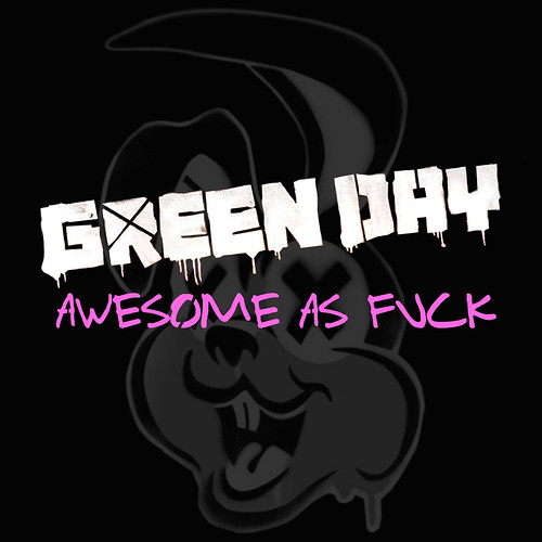 awesome us F**k - გრინ დეის ახალი ალბომი