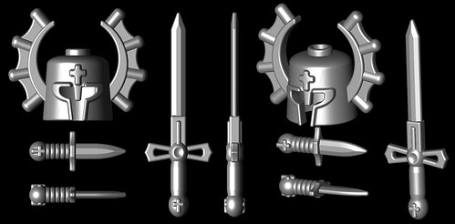 Teutonic Knight Accessories