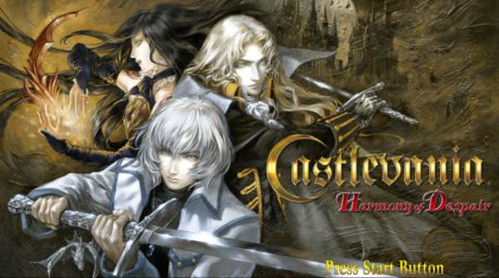 Two New DLC Chapters For Castlevania In January