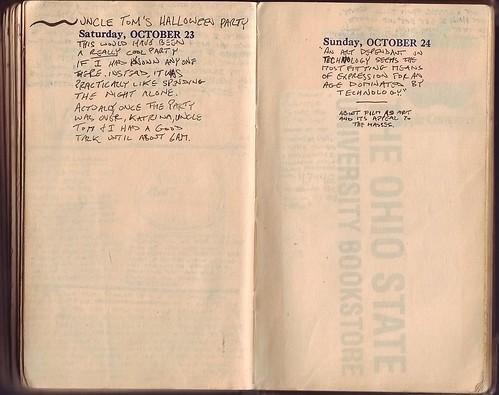1954: October 23-24