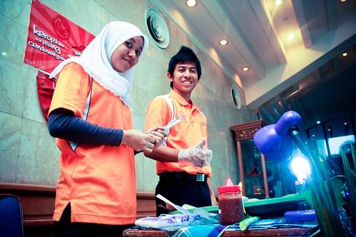Malaysian Festival 2010 :: Rizz & Midie