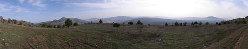 Sierras desde la Grana
