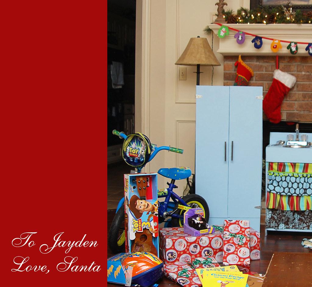 Jayden Santa 2010