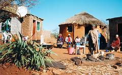 Lesotho – na koni africkými horami