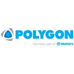 Polygon Logo - BRONZE 150 x 150