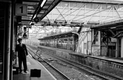 Lost in Japan... (Spectra Colours Photography) Tags: japan jr railstation hikone japanrail maibara jameswu spectracolours james458