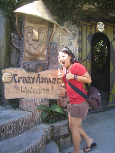 Visit to the Crazy House in Dalat