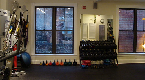 A Private and Intimate Exercise Space