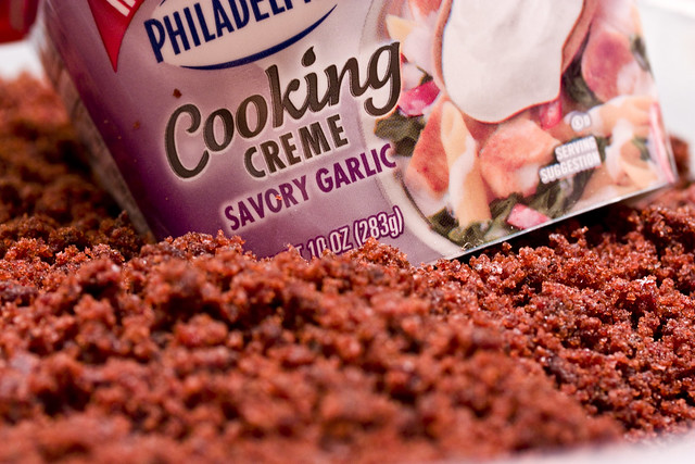 Philadelphia Savory Garlic Cooking Cream
