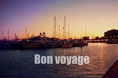 bon voyage (Caf corto para dos) Tags: voyage bon puerto barcos alicante
