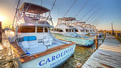 Carolinian (Sky Noir) Tags: sunset sea fish oregon boats nc fishing stream gulf offshore north bluewater deep hatteras carolina cape inlet outer fleet hdr banks obx charter gulfstream sportfishing carolinian gamefishing skynoir bybilldickinsonskynoircom