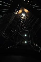 Elevator (Kim van Dijk photography) Tags: abstract architecture modern cool nikon republic czech prague elevator praha d90 nikond90 kimvandijk