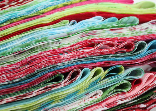 fabric ribbon candy