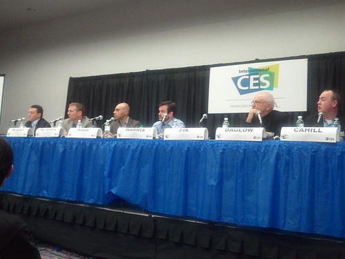CES 2011: Social Gaming, Multiplayer Experience Panel