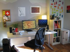 My home office (Jason Robb) Tags: