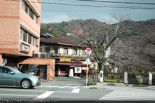 Kyoto - Ginkakuji-Shaped Storefront (A Venturi Duck?)