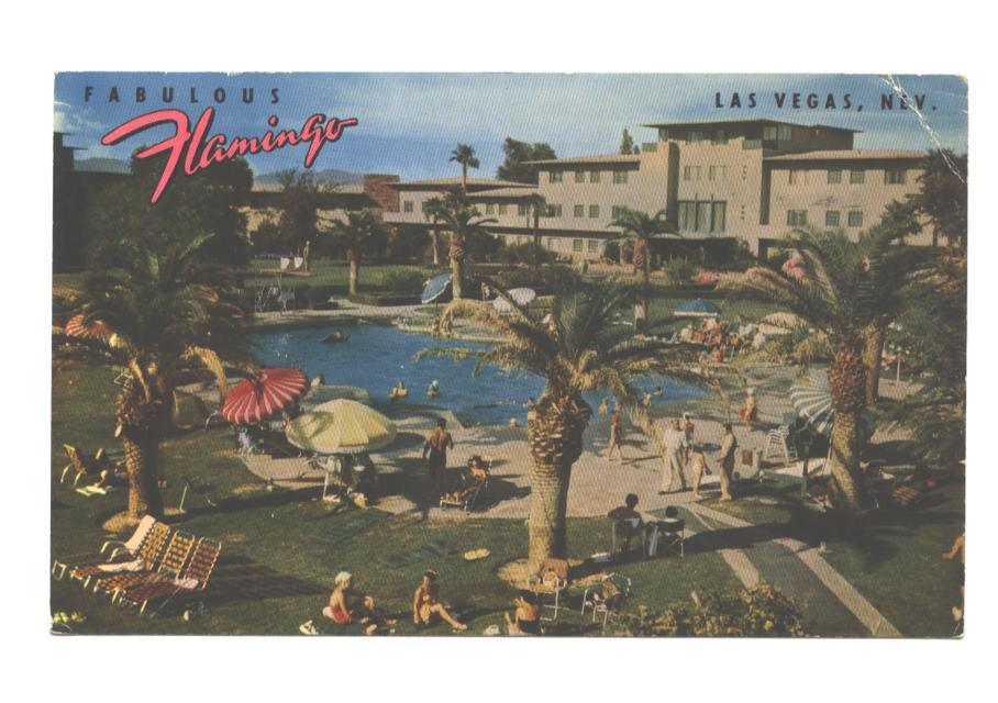 Fabulous Flamingo Hotel in Las Vegas