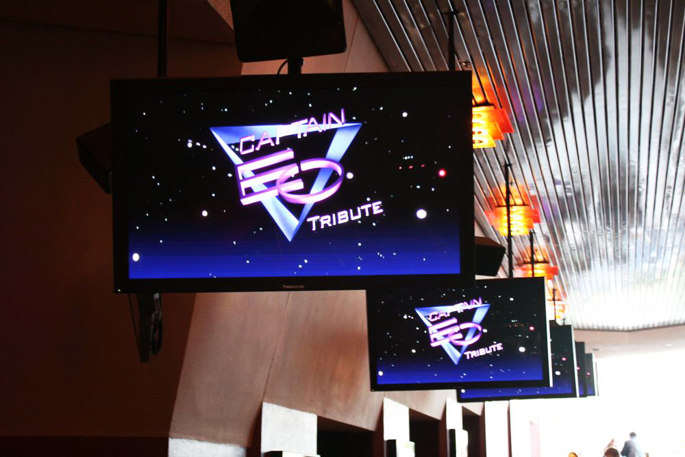 CAPTAIN EO!