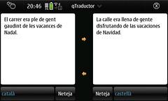 qTraductor - Maemo 5