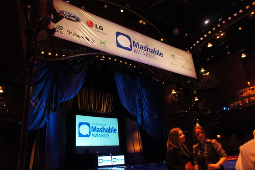 Mashable Awards CES2011