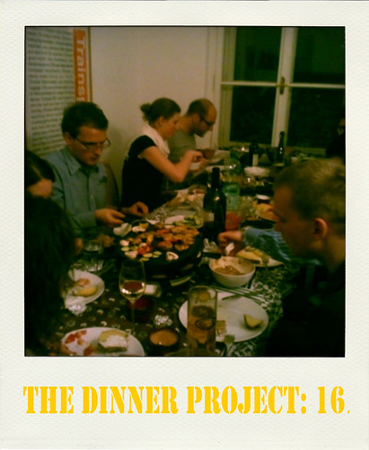 the dinner project: kw 52.