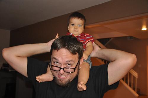 David & Baby Eddie