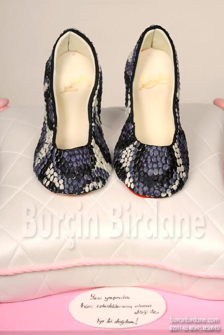 Christian Loubouttin Shoe Cake 2