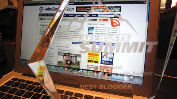 Best Blogger Award