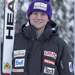 Jocelyn Ramsden (West Vancouver - Whistler Mountain Ski Club)