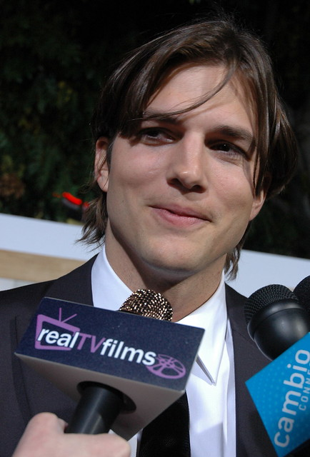 Ashton Kutcher, No Strings Attached Premiere