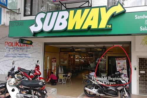 humble beginnings Bangsar (2)