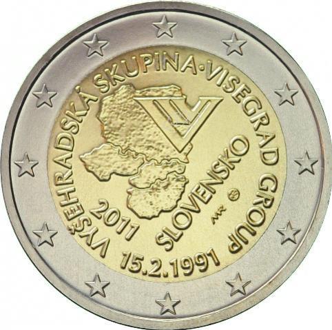 2 Euro Slovensko 2011, Vyšegrádska skupina