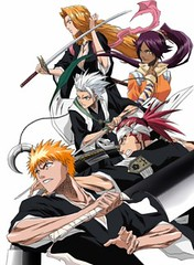 Bleach the Blade of Fate art 1