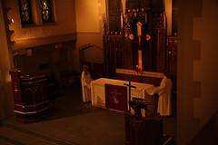 2010 Maundy Thursday (St. John's Lutheran Church) Tags: 2010 holyweek maundythursday