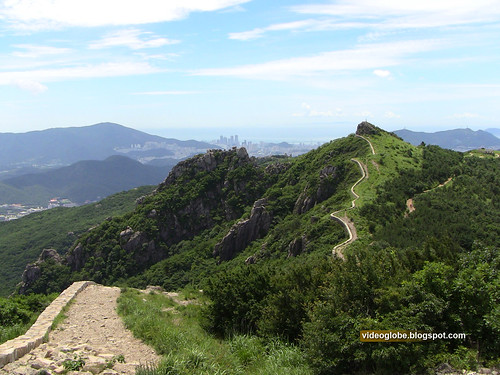 Pusan Busan hiking scene