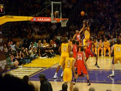 Lakers vs. Nets - Jan. 14, 2011