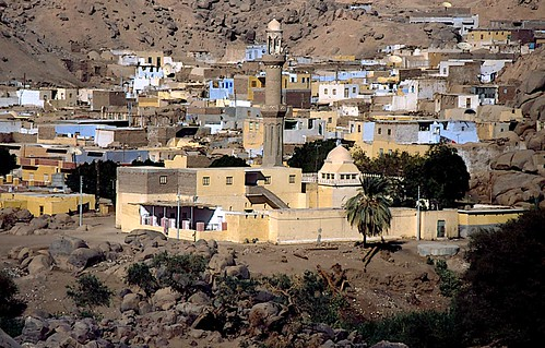 Nubian Village at Sehel Island