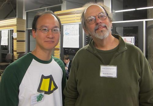Ward Cunningham & Eugene Kim
