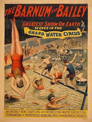 007-The Barnum & Bailey greatest show on earth Scenes in the grand water circus 1895-Library of Congress