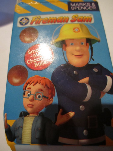 Fireman Sam and Norman packet