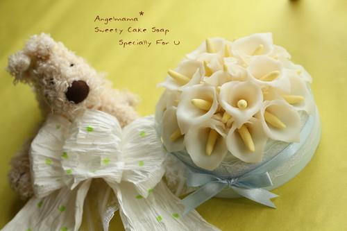 天使媽媽代製母乳皂 014