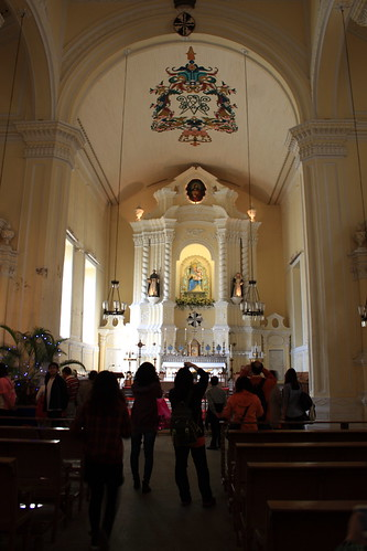 St. Dominic's Church in Macau
