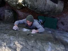 Fontainebleau (sgl0jd) Tags: elephant nick bouldering fontainebleau