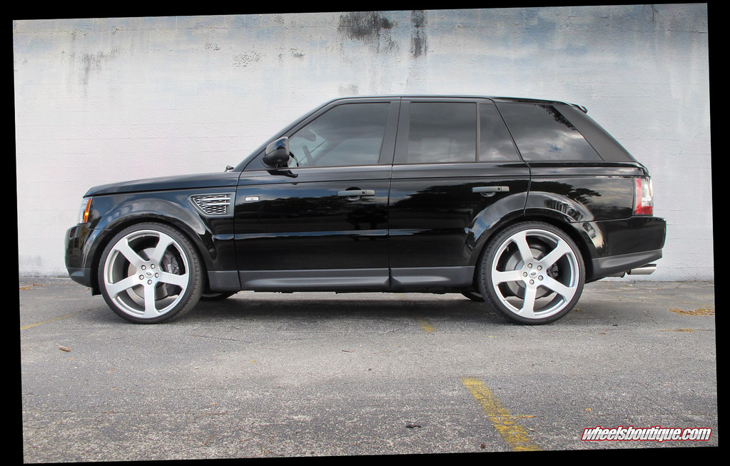 2011 Rrs Supercharged Air D Out On 23 S Wheels Boutique